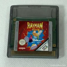 Videojuegos y Consolas: VIDEOJUEGO NINTENDO GAME BOY COLOR - RAYMAN - EUR. Lote 276278968