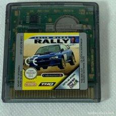 Videojuegos y Consolas: VIDEOJUEGO NINTENDO GAME BOY COLOR - COLIN MCRAE RALLY - EUR. Lote 276279278