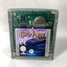 Videojuegos y Consolas: VIDEOJUEGO NINTENDO GAME BOY COLOR - HARRY POTTER AND THE PHILOSOPHER'S STONE - EUR. Lote 276279658