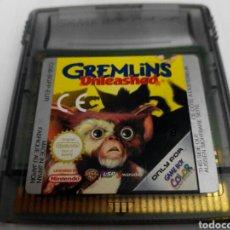 Videojuegos y Consolas: GREMLINS UNLEASHED GAME BOY COLOR NINTENDO. Lote 276422293