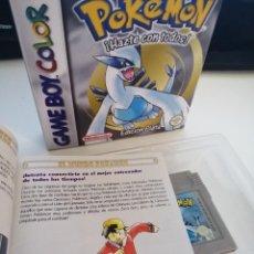 Videojuegos y Consolas: POKEMON EDICIÓN PLATA. Lote 277029828