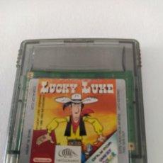 Videojuegos y Consolas: LUCKY LUKE GAMEBOY COLOR NINTENDO GBC ORIGINAL 100%. Lote 277124853