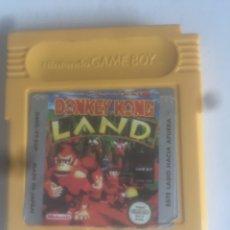 Videojuegos y Consolas: JUEGO GAME BOY: DONKEY KONG LAND. Lote 277127013