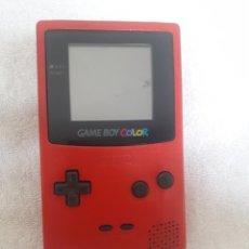 Videojuegos y Consolas: NINTENDO GAMEBOY COLOR ROSA. Lote 277243248