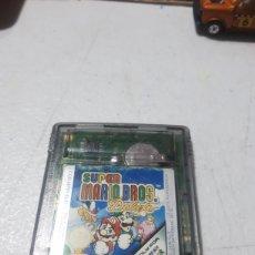 Videojuegos y Consolas: JUEGO SUPER MARIO BROS DELUXE PARA GAMEBOY COLOR. Lote 278816398