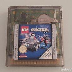 Videojuegos y Consolas: NINTENDO GAME BOY COLOR : ANTIGUO JUEGO LEGO RACERS AÑO 2001 FUNCIONANDO. Lote 278967853
