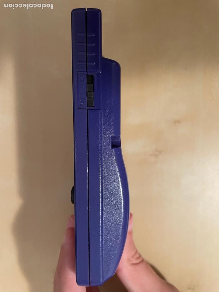 Videojuegos y Consolas: Consola Game Boy Color - Púrpura Lila Morado - Original - Nintendo Gameboy - Foto 5 - 286290793