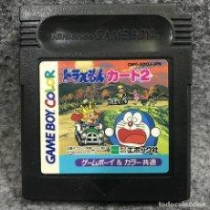 Videojuegos y Consolas: DORAEMON KART 2 JAP NINTENDO GAME BOY COLOR GBC. Lote 287179558