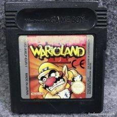 Videojuegos y Consolas: WARIO LAND II NINTENDO GAME BOY COLOR GBC. Lote 287804988