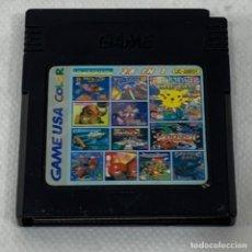 Videojuegos y Consolas: VIDEOJUEGO GAMEBOY COLOR - GAME USA COLOR 28 IN 1. Lote 288644848