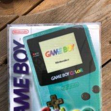 Videojuegos y Consolas: CAJA GAME BOY COLOR ORIGINAL (LEER DESCRIPCIÓN). Lote 289401123