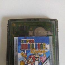 Videojuegos y Consolas: SUPER MARIO BROS DELUXE GAMEBOY COLOR PAL-EUROPA. Lote 289568533