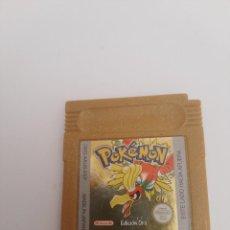 Jeux Vidéo et Consoles: GAME BOY COLOR .POKEMON ORO. Lote 290633518