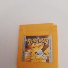 Jeux Vidéo et Consoles: GAME BOY COLOR .POKEMON AMARILLO 2. Lote 290634153