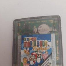 Jeux Vidéo et Consoles: GAME BOY COLOR . SUPER MARIO BROS. Lote 290634773