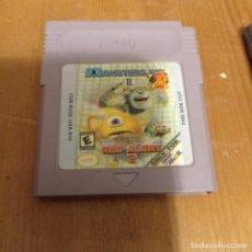 Videojuegos y Consolas: JUEGO DE GAMEBOY MONSTER 2 RED ALERT NINTENDO GAME BOY COLOR. Lote 292513218