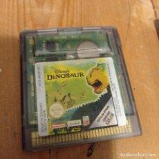 Videojuegos y Consolas: DISNEY DINOSAUR NINTENDO GAME BOY COLOR. Lote 292513288