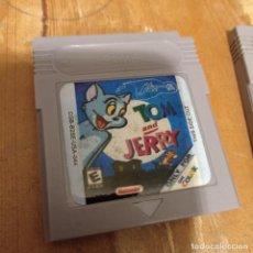Videojuegos y Consolas: JUEGO DE GAMEBOY TOM Y JERRY NINTENDO GAME BOY COLOR. Lote 292513433