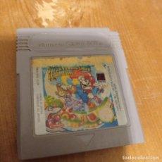 Videojuegos y Consolas: JUEGO SUPER MARIO LAND G GOLDEN COINS NINTENDO GAME BOY. Lote 292513833