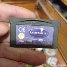Videojuegos y Consolas: RATATOUILLE GAMEBOY ADVANCE. Lote 292522558