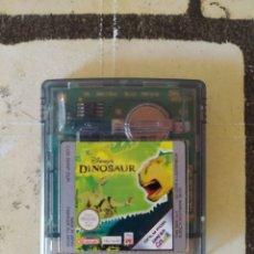 Videojuegos y Consolas: DINOSAUR. JUEGO NINTENGO GAME BOY.. Lote 293435808
