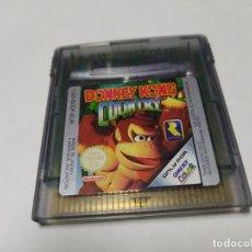 Videojuegos y Consolas: DONKEY KONG COUNTRY ( GAMEBOY COLOR - ESP) 100% ORIGINAL. Lote 293817603