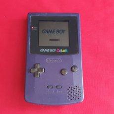Videojuegos y Consolas: NINTENDO GAME BOY COLOR FUNCIONA. Lote 294038563