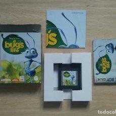 Videojuegos y Consolas: VENDO A BUG'S LIFE PARA GBC - GAME BOY COLOR.. Lote 295031153