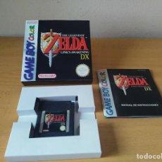 Videojuegos y Consolas: VENDO CARTUCHO THE LEGEND OF ZELDA LINK'S AWAKENING DX PARA GAME BOY (LEER).. Lote 295620958