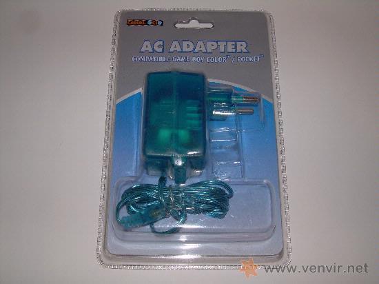 transformador corriente - gameboy color y gam - Comprar Videojuegos ...