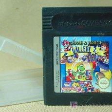 Videojuegos y Consolas: JUEGO CONSOLA, ORIGINAL NINTENDO, GAME BOY, GAME & WATCH, GALLERY 2, JAPON. Lote 17539680