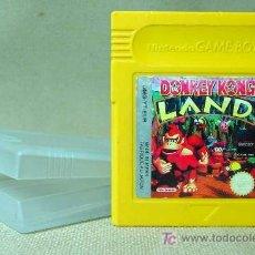 Videojuegos y Consolas: JUEGO CONSOLA, ORIGINAL NINTENDO, GAME BOY, DONKEY KONG, LAND, JAPON. Lote 17540131