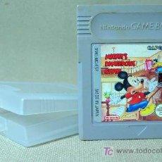 Videojuegos y Consolas: JUEGO CONSOLA, ORIGINAL NINTENDO, GAME BOY, MICKEY'S, DANGEROUS CHASE, JAPON. Lote 17540189