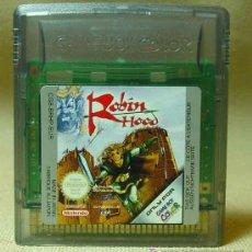 Videojuegos y Consolas: JUEGO CONSOLA, ORIGINAL NINTENDO, GAME BOY, ROBIN HOOD, JAPON. Lote 17541399