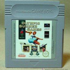 Videojuegos y Consolas: JUEGO CONSOLA, ORIGINAL NINTENDO, GAME BOY, OLYMPIC SUMMER GAMES, JAPON. Lote 17541585