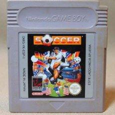 Videojuegos y Consolas: JUEGO CONSOLA, ORIGINAL NINTENDO, GAME BOY, SOCCER, JAPON. Lote 17541597