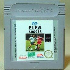 Videojuegos y Consolas: JUEGO CONSOLA, ORIGINAL NINTENDO, GAME BOY, FIFA INTERNATIONAL SOCCER, JAPON. Lote 17541672