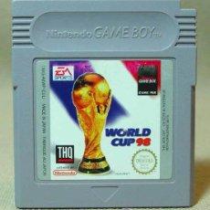 Videojuegos y Consolas: JUEGO CONSOLA, ORIGINAL NINTENDO, GAME BOY, WORD CUP 98, JAPON. Lote 17541707
