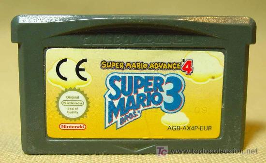 JUEGO CONSOLA, ORIGINAL NINTENDO, GAME BOY, SUPER MARIO 3, MARIO BROS, JAPON (Juguetes - Videojuegos y Consolas - Nintendo - GameBoy)