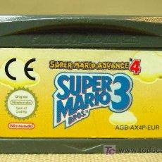 Videojuegos y Consolas: JUEGO CONSOLA, ORIGINAL NINTENDO, GAME BOY, SUPER MARIO 3, MARIO BROS, JAPON. Lote 20668022