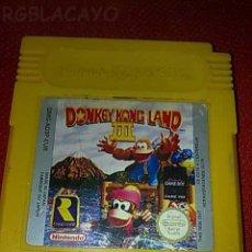 Videojuegos y Consolas: GAMEBOY DONKEY KONG LAND III. Lote 19717250