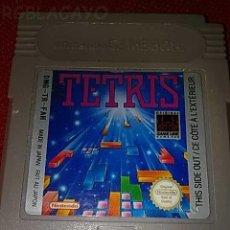 Videojuegos y Consolas: GAMEBOY TETRIS. Lote 20017283