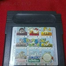 Videojuegos y Consolas: GAMEBOY SHANGAI POCKET. Lote 20017460