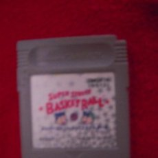 Videojuegos y Consolas: SUPER STREET BASKETBALL GAME BOY. Lote 26424328