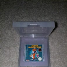 Videojuegos y Consolas: CARTUCHO GAMEBOY GAME BOY SUPER JAMES POND ED. ESP + REGALO. Lote 24453808