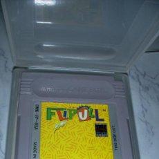 Videojuegos y Consolas: JUEGO NINTENDO GAMEBOY FLIPULL. Lote 26376249