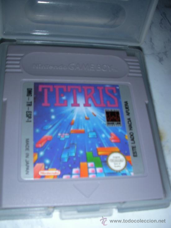 JUEGO NINTENDO GAMEBOY TETRIS (Juguetes - Videojuegos y Consolas - Nintendo - GameBoy)