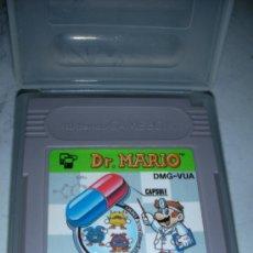 Videojuegos y Consolas: JUEGO NINTENDO GAMEBOY DR. MARIO. Lote 26376295