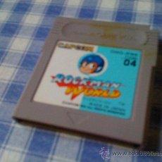 Videojuegos y Consolas: ROCKMAN (MEGAMAN) NINTENDO GAME BOY CLÁSICA ADVANCE Y COLOR - GAMEBOY GB GBA GBC SALCEDUS_JVR. Lote 27184591