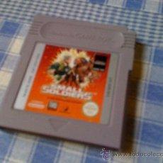 Videojuegos y Consolas: SMALL SOLDIERS NINTENDO GAME BOY CLÁSICA ADVANCE Y COLOR - GAMEBOY GB GBA GBC EN. Lote 27184837